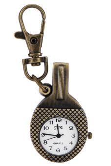 โต๊ะวินเทจคลาสสิคโบราณนาฬิกากระเป๋าไม้เทนนิสของคู่กันสำหรับสาวร้อนคนขายใหม่ของขวัญพวงกุญแจนาฬิกา Correntes