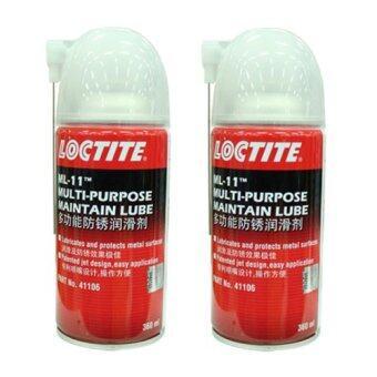 Loctite น้ำมันอเนกประสงค์ ML-11 360 ML (แพ็คคู่)
