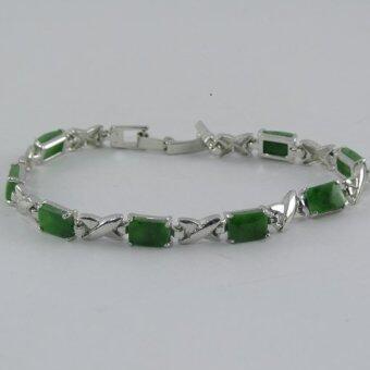 Pearl Jewelry สร้อยข้อมือหินหยก10