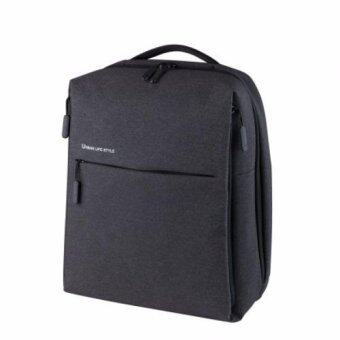 Xiaomi Urban Lifestyle Backpack กระเป๋าเป้รุ่นเออเบิร์น ไลฟ์สไตล์ (สีดำ) (image 1)