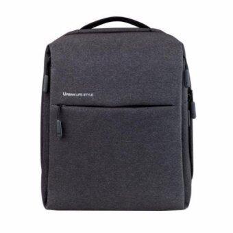 Xiaomi Urban Lifestyle Backpack กระเป๋าเป้รุ่นเออเบิร์น ไลฟ์สไตล์ (สีดำ) (image 0)