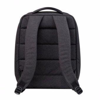 Xiaomi Urban Lifestyle Backpack กระเป๋าเป้รุ่นเออเบิร์น ไลฟ์สไตล์ (สีดำ) (image 2)