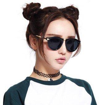 KPshop แว่นกันแดดผู้หญิง แว่นตาแฟชั่น แว่นตาเกาหลี รุ่น LG-040