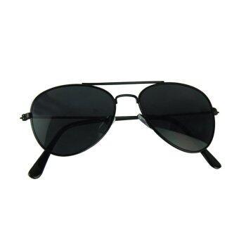หนุ่มแว่นสาวแว่นกรอบโลหะเล็กสีดำ