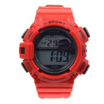 S SPORT นาฬิกาข้อมือ Unisex ได้ทั้งชายและใส่หญิง - GP9207 (Red)