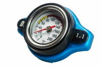Speed Studio ฝาหม้อน้ำ D1 spec วัดอุณหภูมิน้ำ จุกใหญ่ 1.1 bar