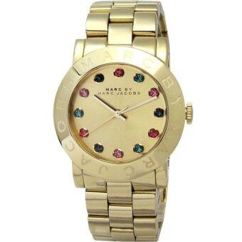 Harga Marc-Jacobs Amy Gold Watch MBM3141