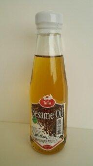 น้ำมันงาดำสกัดเย็น (Sesame Oil)