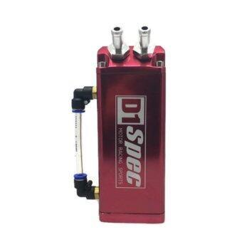 D1 ถังดักไอน้ำมันเครื่อง ทรงเหลี่ยม (สีแดง)