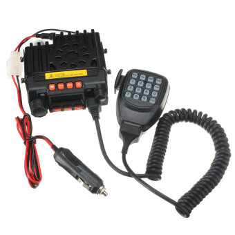 Harga New QYT KT 8900 136-174/400-480MHz Dual Band 25W Mini Mobile Radio Transceiver - Intl