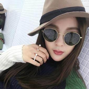 KPshop แว่นกันแดดผู้หญิง แว่นตาแฟชั่น แว่นตาเกาหลี รุ่น LG-041