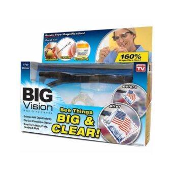 แว่นตาขยาย แว่นอ่านหนังสือ แว่นใส่ทำงานเล็ก Big Vision Glasses