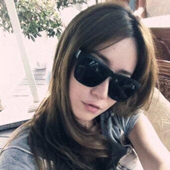 KPshop แว่นกันแดดผู้หญิง แว่นตาแฟชั่น แว่นตาเกาหลี รุ่น LG-051