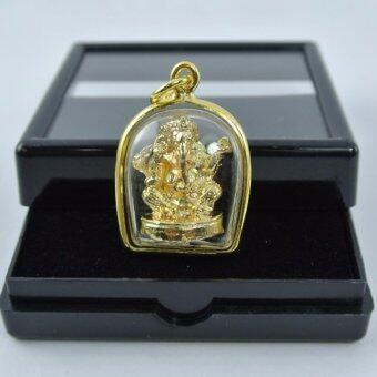 Pearl Jewelry พระพิฆเนศ จี้ เลี่ยมกรอบ PD15