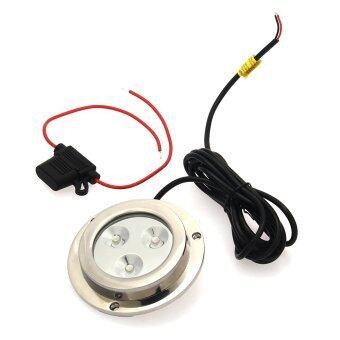 ไฟ LED กันน้ำ หลอดไฟสำหรับกิจกรรมตกปลา หลอดไฟใต้น้ำ