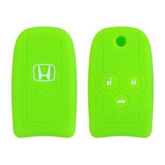 ซิลิโคนกุญแจ HONDA 02 สีเขียว