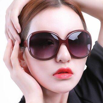 KPshop แว่นกันแดดผู้หญิง แว่นตาแฟชั่น แว่นตาเกาหลี รุ่น LG-042