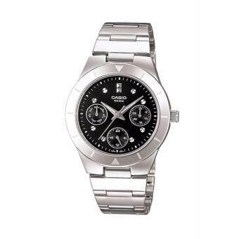 Casio Standard นาฬิกา สายสเเตนเลส รุ่น LTP-2083D-1AVDF - Silver