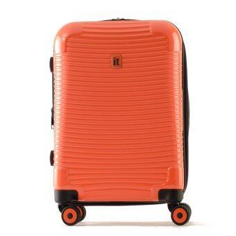 IT Luggage กระเป๋าเดินทาง รุ่นฮอริซัน 1500 ขนาด 18.5 นิ้ว - สีส้ม