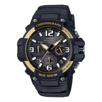 Casio Standard นาฬิกาข้อมือผู้ชาย สายเรซิ่น รุ่น MCW-100H-9A2