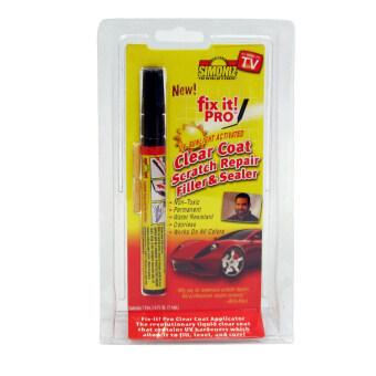 Fix it pro ปากกาลบรอยขีดข่วนสีรถ (รุ่นใหม่มีหัวให้2ชิ้น)