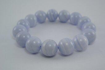 Pearl Jewelry กำไลหินบลูเรสอเกรด A44