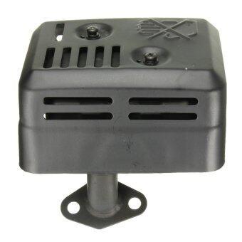 Autoleader Car Auto Muffler Exhaust For Honda GX160 & GX200 5.5PH 6.5HP Black Brand New - Intl ราคาถูกที่สุด ส่งฟรีทั่วประเทศ