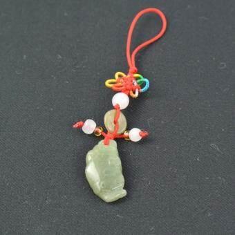 Pearl Jewelry หยกแก้ชง หยกมงคล ในปี 2560 สำหรับผู้เกิดปีมะแม (แพะ) J08