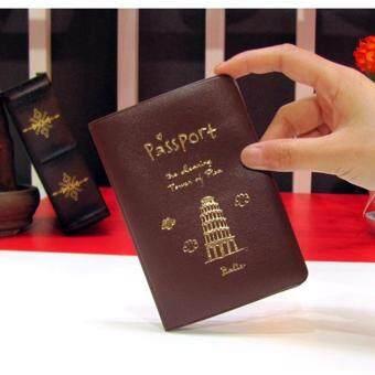 ซองหนังใส่หนังสือเดินทาง Passport