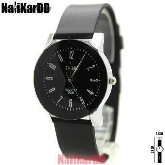 SHINA Watch นาฬิกาข้อมือผู้ชาย-ผู้หญิงและเด็ก สายยาง ระบบเข็ม