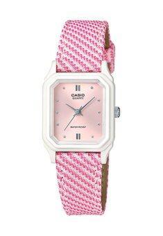 Casio นาฬิกาข้อมือผู้หญิง รุ่น LQ-142LB-4A2