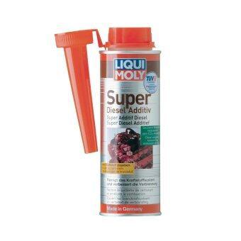 Liqui moly superdiesel additive สำหรับเครื่องยนต์ดีเซล 300ml