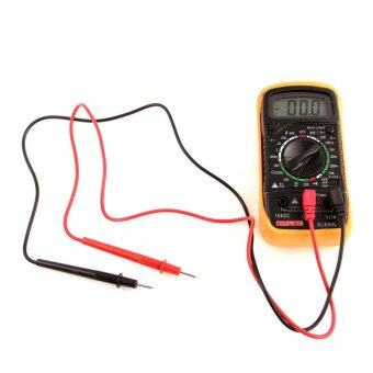 Digital Multimeter เครื่องมือวัดกระแสไฟฟ้า