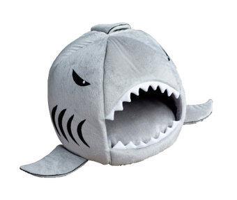 Leegoal อุ่นในร่มแมวสุนัขปลาฉลามแมวสัตว์เลี้ยงลูกสุนัขบ้านที่นอนบนโซฟาด้วยเสื่อ