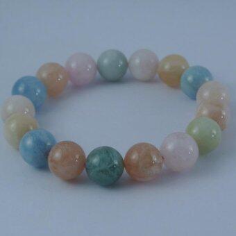 Pearl Jewelry กำไลหินเบริล A35