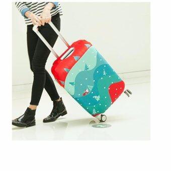 ผ้าคลุมกระเป๋าเดินทาง OO1 20''