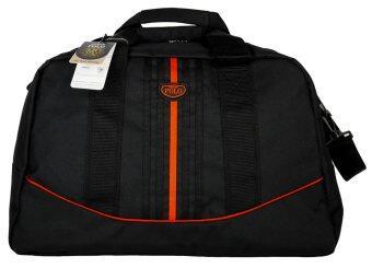 Romar Polo กระเป๋าเดินทาง กระเป๋าสะพาย กระเป๋าถือ 20 นิ้ว รุ่น Sport Curve 73520 (Black)
