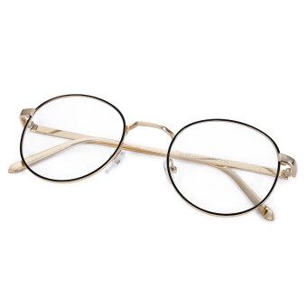 ขาผอม ๆ ประเด็นเพศภาวะสายตาสั้นใส่แว่นกรอบโลหะ (#2)