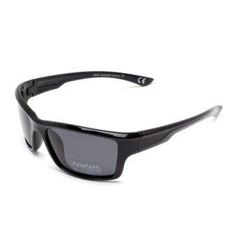 Marco Polo แว่นกันแดด - PL62 C04 (สีดำ)