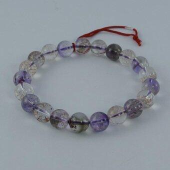 Pearl Jewelry กำไล Super 7 AB3