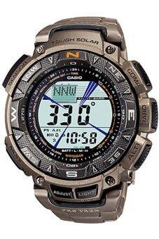 Casio Protrek นาฬิกาผู้ชาย PRG-240T-7 สีดำ