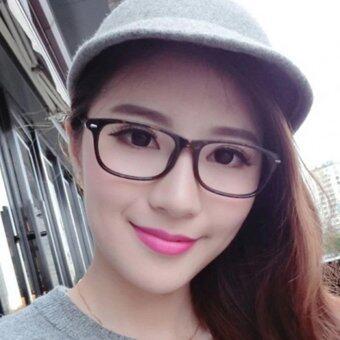 แว่นกรองเเสงสีฟ้า สำหรับคอมพิวเตอร์ - Black