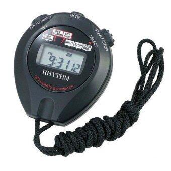 RHYTHM นาฬิกาจับเวลา Digital Stopwatch รุ่น LCT055NR02