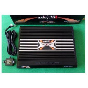 เพาเวอร์แอมป์คลาสดี ยี่ห้อ AQ audioQUART รุ่น AQ-CM1200.1D