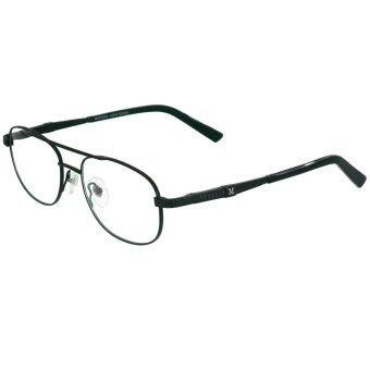 MATSUDA แว่นสายตา รุ่น M-1052-M สีดำ กรอบเต็ม (ขาสปริง)