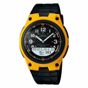 Casio Standard นาฬิกาข้อมือ - รุ่น AW-80-9B