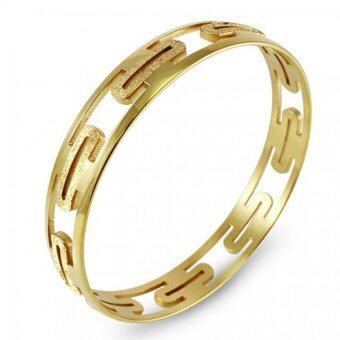 555jewelry กำไลสำหรับสุภาพสตรี รุ่น FSBG126-B1