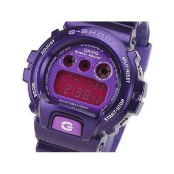 Casio G-Shock นาฬิกาข้อมือรุ่น DW-6900CC-6DR - ประกัน CMG 1 ปี