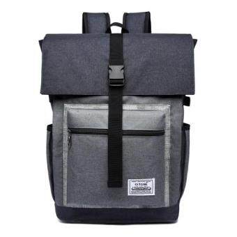 HS Travel Backpack / portable luggage pack clothes separation pack Sports Backpack กระเป๋าเป้สะพายหลัง กระเป๋า backpack กระเป๋าเดินทาง HSMB0014- Grey