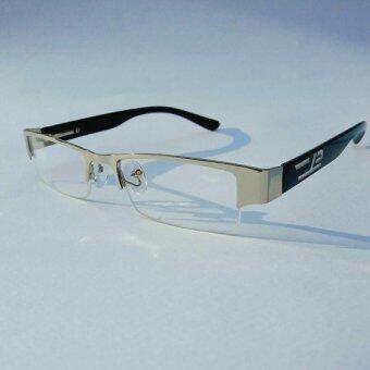 แว่นตากรองแสงครึ่งกรอบเล็ก